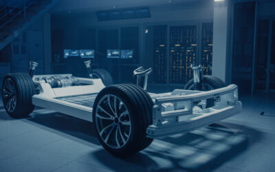 Variable Metering Pumps are vital to EV Battery Production
