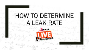 How To Determine A Leak Rate