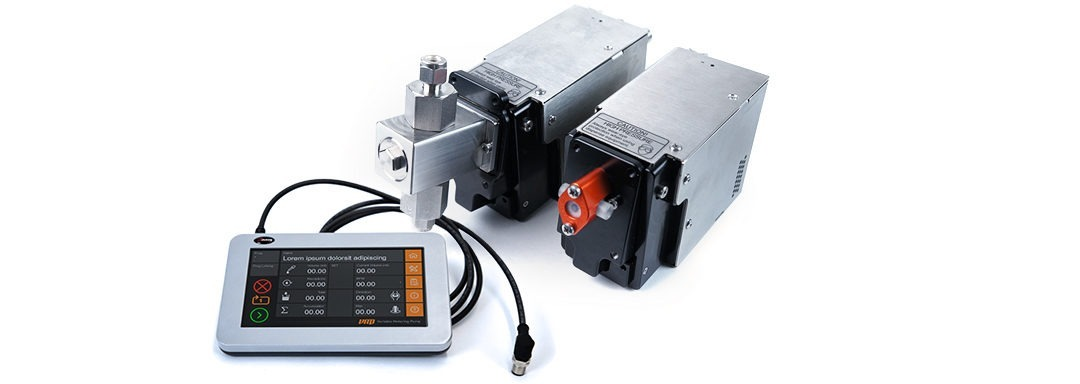 Electronic Variable Metering Pump Introduction