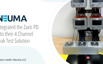 Neuma Four Channel Leak Test Solution