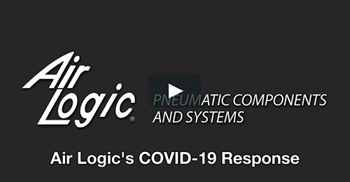 Covid 19 Response Thank You from Air Logic