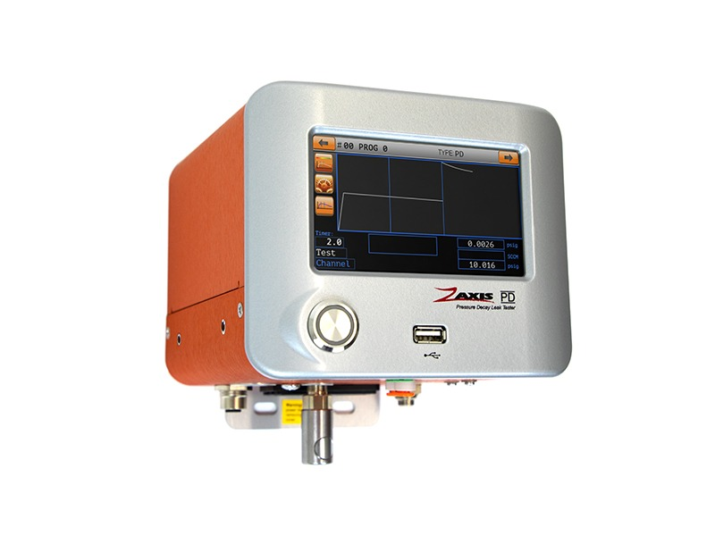 Press Release – Zaxis PD Entry Level Leak Tester